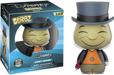 FUNKO SPECIALTY SERIES DORBZ: Disney - Jiminy Cricket [New Toy] Vinyl Figure
