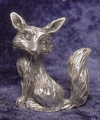 Pewter FOX