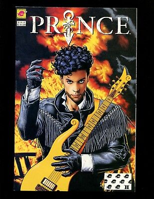 Prince Alter Ego (2nd Print) NM- McDuffie Bolland Cowan New Power Generation