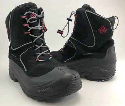 Columbia Boys Size US 7 Winter Snow Hiking Boots