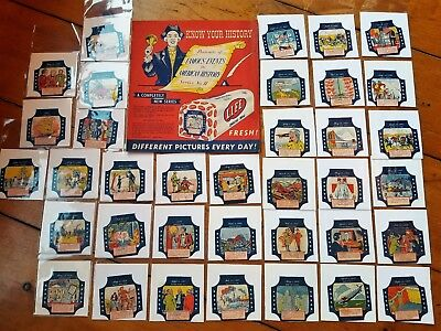 Vintage Life Bread Book II + 36 Bread End Labels Important Dates History