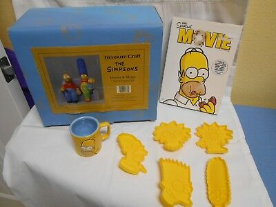 The Simpsons Homer and Marge Salt & Pepper Set