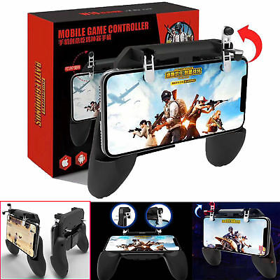Cell Phone Game Gamepad Remote Controller Joystick Fire Trigger For Android IOS