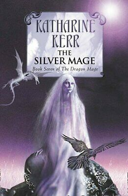 The Silver Mage (Deverry Cycle 15) by Kerr, Katharine Paperback Book The Cheap