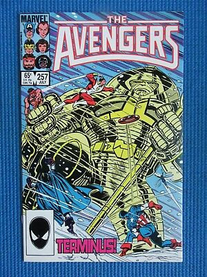 Avengers # 257 - (Nm-) - 1St Nebula Appearance - Guardians Of The Galaxy
