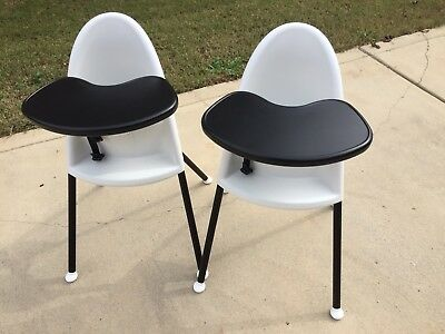 Baby Bjorn high chair White and black With Original Packaging - Well Maintained!
