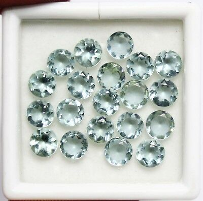 14.98Ct EGL Certified Color Changing Alexandrite Round Shape Gemstone Lot BY411