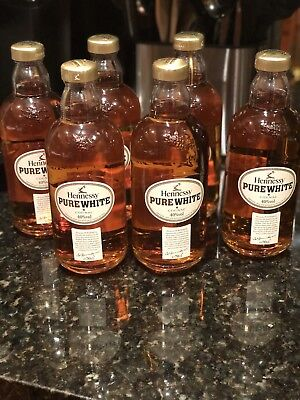 Hennessy PURE WHITE Cognac (NOT Empty) **100% AUTHENTIC** FREE Shipping!!!