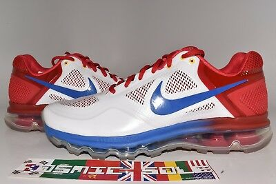 "75f7eb76b556 Nike Air Trainer 1.3 Max Breathe MP ""Manny Pacquiao""   513697-100 Size"