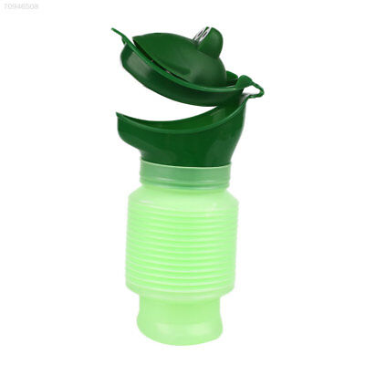 7572 Kids Portable Urinal Travel Camping Car Toilet Potty Pee Bottle 600ml Green