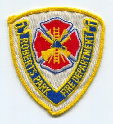 Robbins Fire Department Patch Illinois IL SKU258