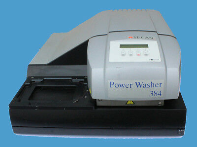 Tecan Power Washer 384 Pw384-basic Microplate Washer PW Plate washer