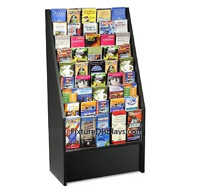 RETURNED Literature Rack Travel Brochure Leaflet Holder