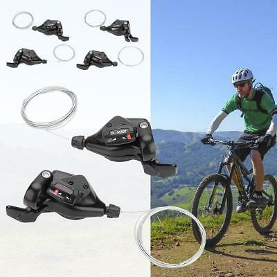 3x7/8/9 Speed Shift Lever Shifter Derailleurs for MTB Mountain Bicycle Shimano