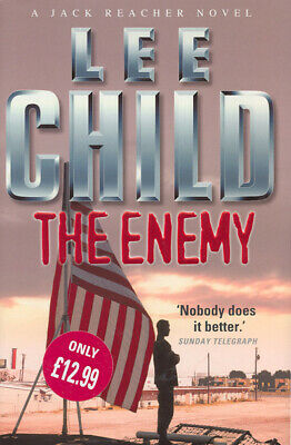 A Jack Reacher novel: The enemy by Lee Child (Hardback) FREE Shipping, Save £s