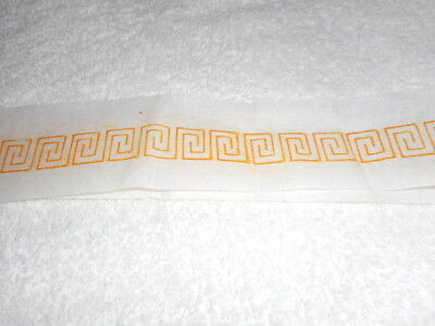 Vintage Embroidery Iron on Transfer - Briggs -Patterns/Border / Edging - Pattern