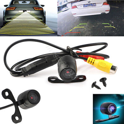 Waterproof 170 CCD Car Rear View Backup Reverse Parking Camera IR Night Vision
