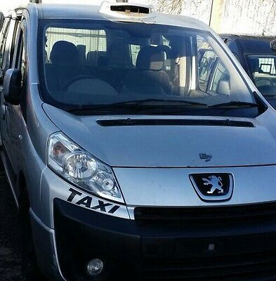 Peugeot Expert E7 Taxi/fiat Scudo/Dispatch Partition 2.0 Hdi Breaking 2007-2012
