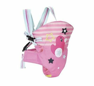 Baby Born 824443 Carrier Seat Suitable For Dolls Up To 43Cm - Kids Toy