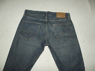 Jeans G-STAR Size 34 da Uomo Regular Relaxed Fit Pantaloni *MADE IN ITALY*
