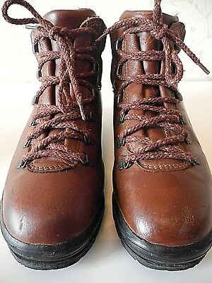 ea207bf088a HAWKINS LEATHER HIKING Boots Men's Size Eu 42 Uk 8 Good Condition