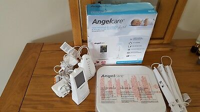 Angelcare Touchscreen Movement & Sound Monitor With SensorPad