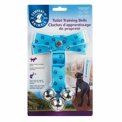 Company Of Animals CLIX Toilet Training Bells For Dog Puppy