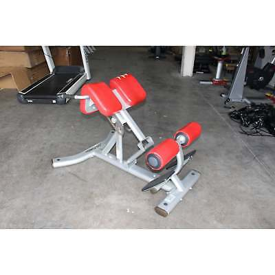 LIFE FITNESS SIGNATURE Series Back Extension - Commercial Gym Equipment