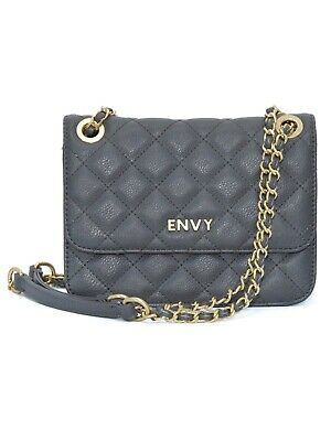 72fed939cf3cc HOUSE OF ENVY-DAMEN Umhängetasche Glossy Glam Paris 22x16x8-Steel ...