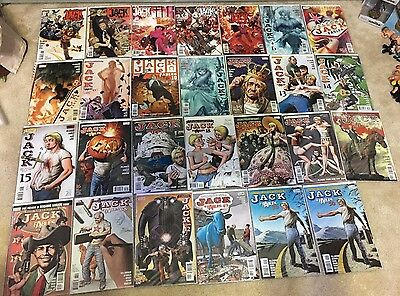 Jack of Fables 27 Comic Lot Issues 1-20 + 7 More. Fables Spin-Off