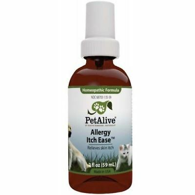 PetAlive Allergy ItchEase Prevent Itching in Cats and Dogs SPRAY