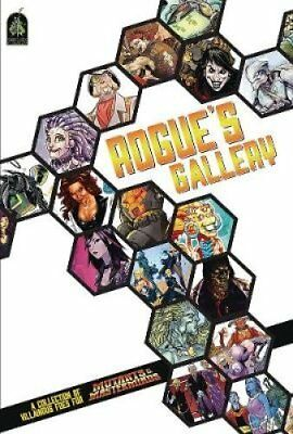 Rogues Gallery: A Mutant & Masterminds Sourcebook by Crystal Fraiser,...
