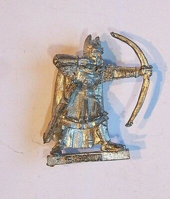 GONDOR ARCHER, LORD OF THE RINGS, CITADEL, GAMES WORKSHOP, WARHAMMER, METAL (c)