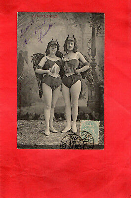 Carte Postale Danseuse