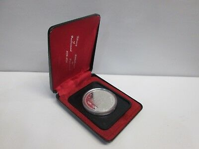 1976 Library Of Parliament Canadian Proof Like One Dollar Coin