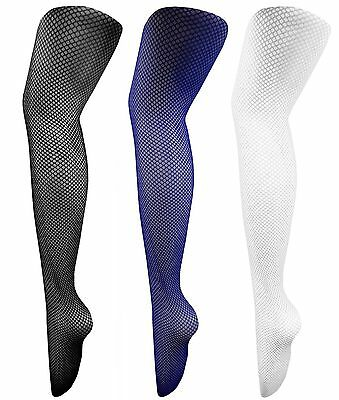 Sexy Fishnet Tights With ( Lycra). In Many Colours. One Size