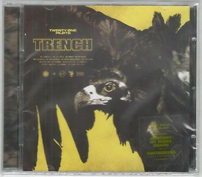 Twenty One Pilots Trench Sealed Cd New