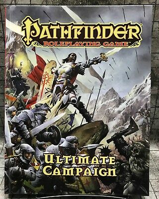 2013 Pathfinder Roleplaying Game Ultimate Campaign RPG D&D