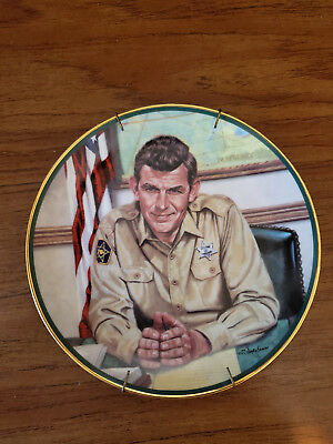 Andy Griffith Show Plate Collection by Tanenbaul