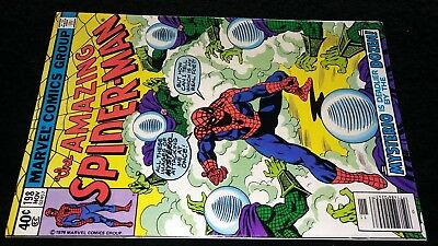 The Amazing Spider-Man #198 ~ Mysterio!  ~ Vf ~ For $2.99??? Honest Ta Aunt May!