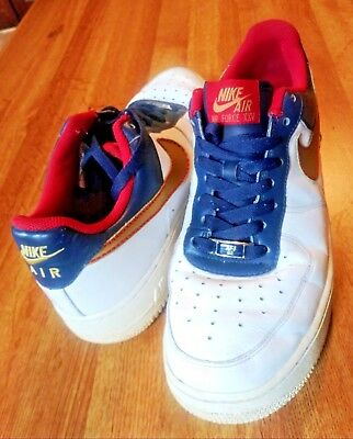 Nike Air Force 1 '82 AF-1 Men's Sneakers Size 9.5