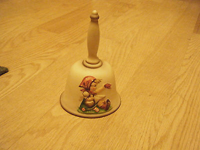 GENUINE Hummel Goebel 1979 2nd Edition ANNUAL Bell W. Germany, HUM 701 WITH BEE