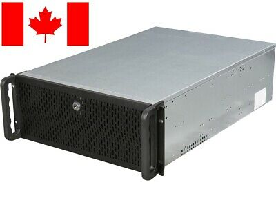 Rosewill RSV-L4000C – 4U Rackmount Server Case / Chassis for Bitcoin Mining