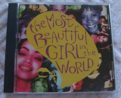The Most Beautiful Girl in the World [Single] by Prince (CD, 1994, NPG Records)