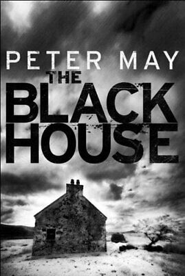 The Blackhouse (Lewis Trilogy) by May, Peter Book The Cheap Fast Free Post