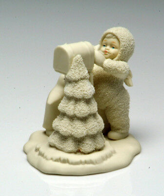 "Winter Tales of the Snowbabies ""You Didn't Forget Me"" - Department 56"