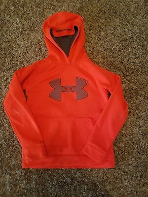 Under armour Boys Sweatshirt ~ Size Youth Small