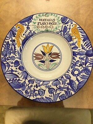 Old plate reproduction