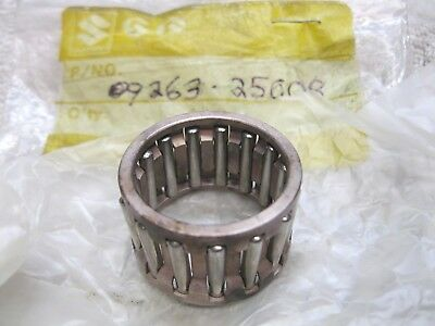 New OEM Suzuki connecting rod big end lower needle bearing TS250 TM250 RL250 con