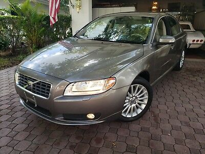2008 Volvo S80 LUXUARY 2008 VOLVO S80 PREMIUM EDITION FROM FLORIDA! ABSOLUTELY LIKE NEW! NONE BETTER!